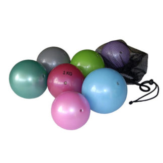 Weighted Yoga Balls